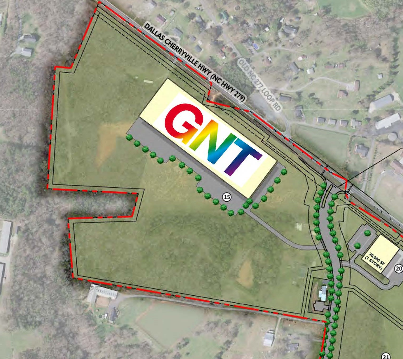 First US Facility to be Built in Apple Creek Corp. Park: GNT USA, Inc.