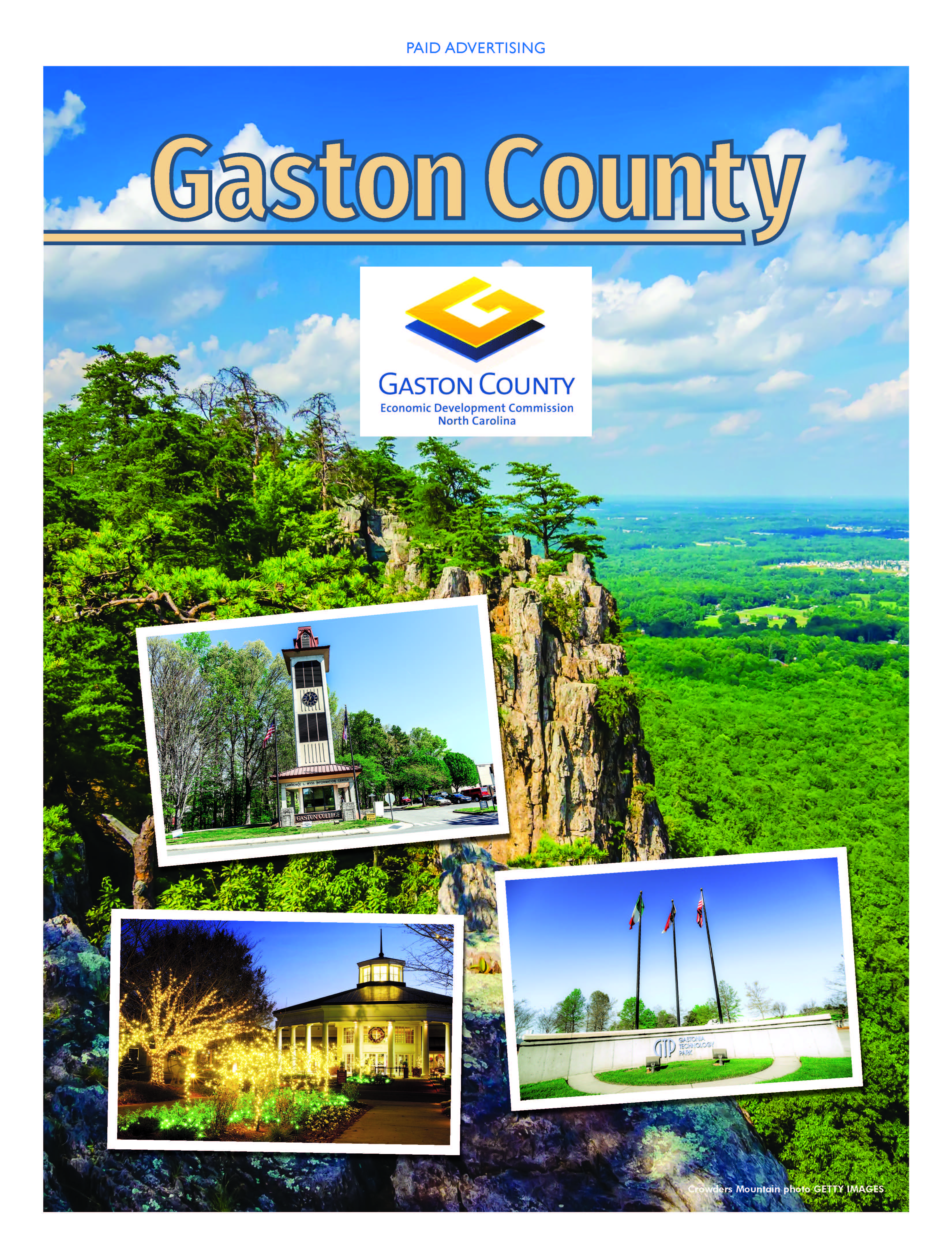 All About Gaston County